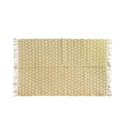 large-mustard-woven-rug-by-madam-stoltz