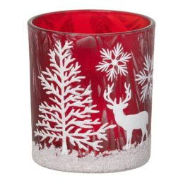 winter-forest-glass-tealight-holder-by-parlane