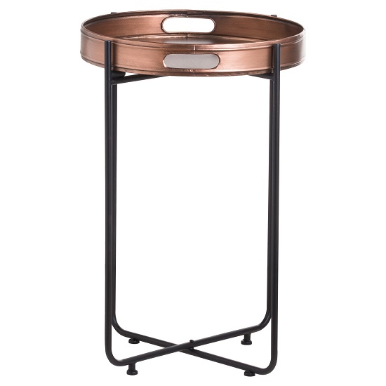 copper-tray-with-stand-side-table-medium-by-hill-interiors