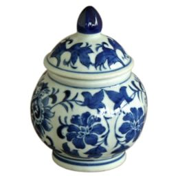 small-ceramic-ginger-jar-with-lid-200-ml-by-originals