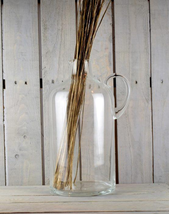 large-decorative-handmade-gallon-clear-glass-jug-bottle-vase-bouquet-9-l