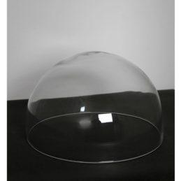 handmade-mouth-blown-clear-circular-glass-display-cloche-bell-jar-dome-16-5-cm