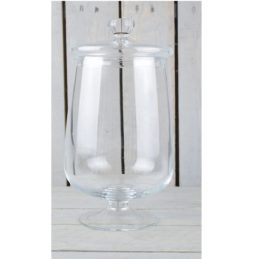large-clear-glass-jar-bonbon-cookie-sweet-storage-jar-bowl-with-lid-34-cm