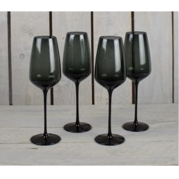 set-of-4-black-handmade-wine-glasses-300-ml