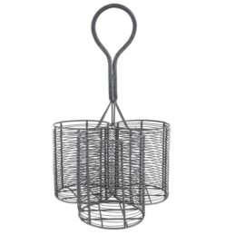 metal-serving-basket-for-3-wine-bottles-by-ib-laursen