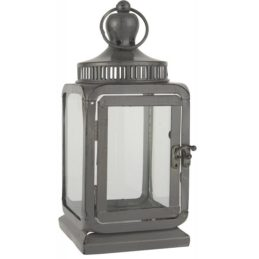 grey-metal-hanging-lantern-pillar-candle-holder-height-25-cm-ib-laursen