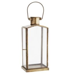 gold-glass-lantern-pillar-candle-holder-with-handle-29-cm-by-madam-stoltz
