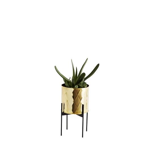 black-iron-flower-pot-stand-height-18-cm-by-madam-stoltz