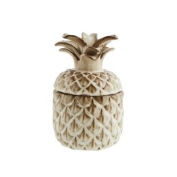 beige-stoneware-pineapple-jar-with-lid-by-madam-stoltz