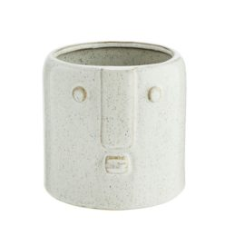 small-white-stoneware-flower-pot-with-face-imprint-by-madam-stoltz