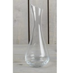 handmade-mouth-blown-clear-glass-water-carafe1l-tall-28cm
