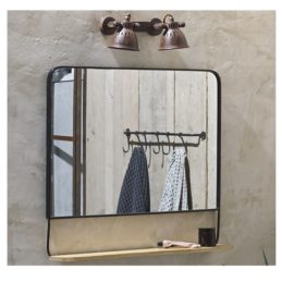 harini-landscape-antique-black-mirror-with-mangoo-wood-shelf-by-nkuku