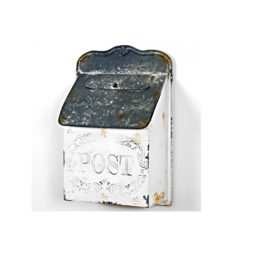 post-decorative-beige-wall-mounted-embossed-metal-rustic-mail-box-by-originals