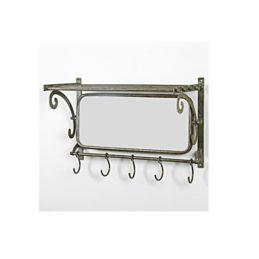 industrial-style-grey-wall-mounted-shelf-with-5-hooks-and-mirror-by-originals