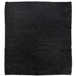 extra-large-black-leather-rug-250-x-300-cm-by-ib-laursen