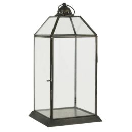 black-lantern-inclined-bottom-and-glass-top-43-cm-by-ib-laursen