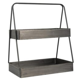 metal-black-stand-2-layers-industrial-shelving-by-ib-laursen