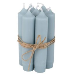 set-of-6-short-dinner-light-blue-candles-by-ib-laursen