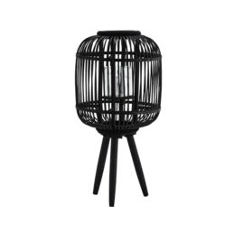 bamboo-garden-lantern-for-pillar-candle-or-tea-light-black-by-madam-stoltz