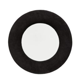 wall-hanging-round-mirror-with-velvet-frame-by-madam-stoltz