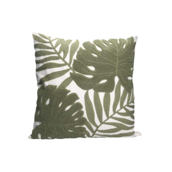 cushion-cover-complete-with-inner-light-green-leaves-by-gisela-graham