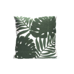 cushion-cover-complete-with-inner-dark-green-leaves-by-gisela-graham