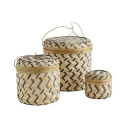 set-of-3-round-bamboo-boxes-with-lid-grey-and-natural-by-madam-stoltz