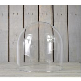 medium-handmade-mouth-blown-clear-circular-glass-display-cloche-bell-jar-dome-30-cm