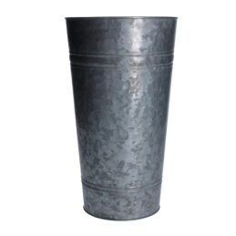 medium-metal-galvanized-planter-slim-bucket-vase-by-gisela-graham
