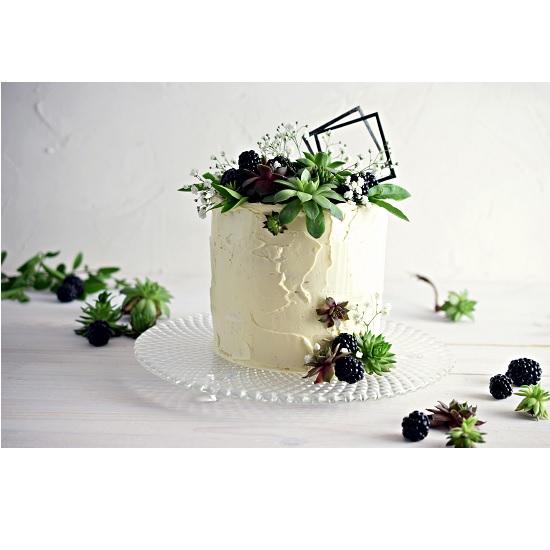 glass-display-cake-plate-wedding-party-28-cm-diamond