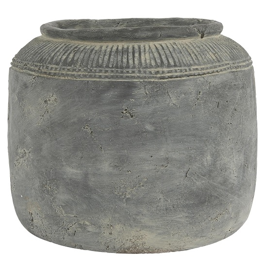 large-handmade-cement-flower-pot-cleopatra-by-ib-laursen