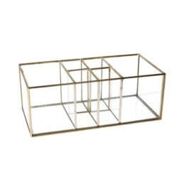 brass-glass-6-part-box-organiser-by-gisela-graham
