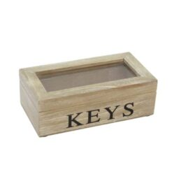 shabby-chic-style-natural-wood-keys-storage-box-with-glass-lid-by-gisela-graham