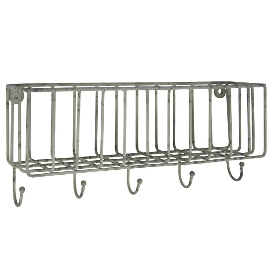 wall-metal-basket-with-5-hooks-storage-organizer-by-ib-laursen
