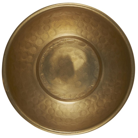 tray-bowl-with-hammered-pattern-antique-brass-finish-by-ib-laursen