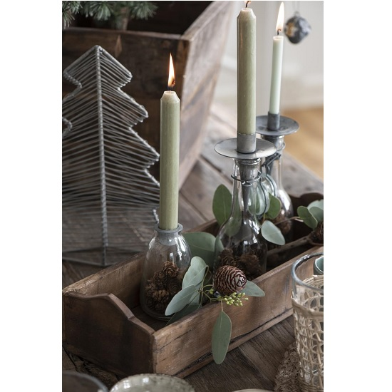 metal-spear-conical-for-taper-candle-grey-by-ib-laursen