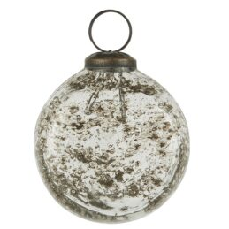 christmas-baubles-ornament-flat-pebbled-glass-clear-by-ib-laursen