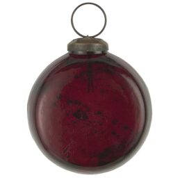 christmas-baubles-ornament-flat-pebbled-glass-rhododendron-by-ib-laursen