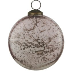 christmas-baubles-ornament-flat-pebbled-glass-rose-by-ib-laursen