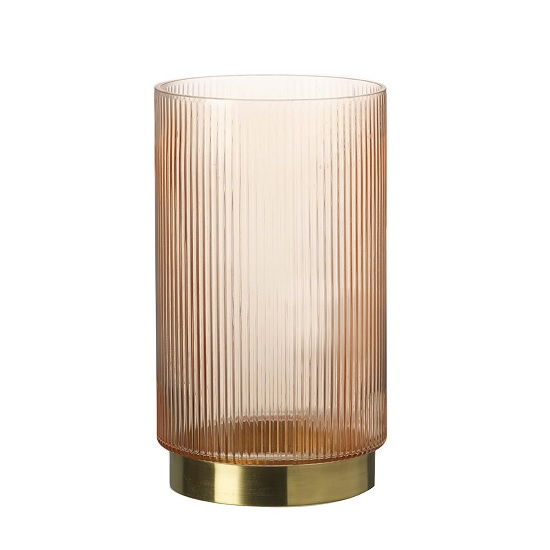 glass-and-brass-apricot-candle-holder-large-by-parlane