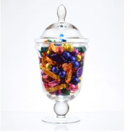 large-footed-glass-jar-cookie-sweet-bonbon-storage-jar-bowl-with-lid-35-cm
