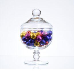 footed-glass-jar-cookie-sweet-bonbon-storage-jar-bowl-with-lid-21-cm