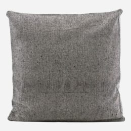black-and-white-cushion-cover-45x5x45-cm-water-resistant-by-house-doctor