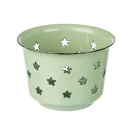 mint-enamel-candle-holder-with-stars-by-parlane
