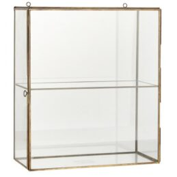 brass-wall-metal-display-cabinet-with-2-shelves-h40-cm-by-ib-laursen