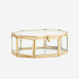 octagonal-brass-glass-storage-box-with-lid-by-madam-stoltz