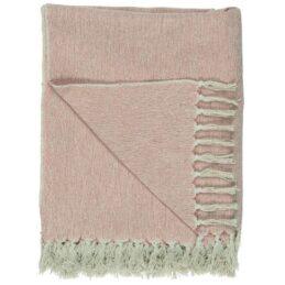 100-cotton-blanket-throw-cream-faded-rose-by-ib-laursen
