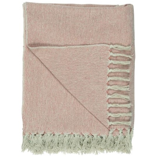100-cotton-blanket-throw-cream-faded-rose-by-ib-laursen