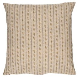 cotton-cushion-cover-light-brown-with-small-flowers-50x50-cm-by-ib-laursen
