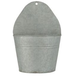 garden-wall-hanging-planter-pot-zinc-medium-by-ib-laursen